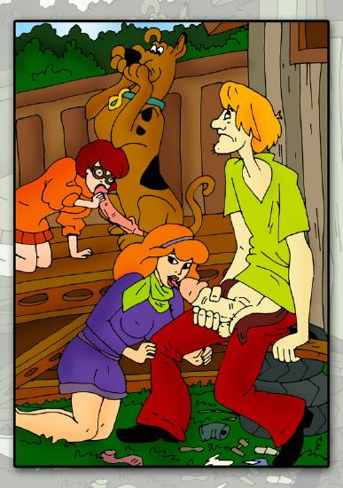 doo scooby jessica scare camp Baby crash and baby coco
