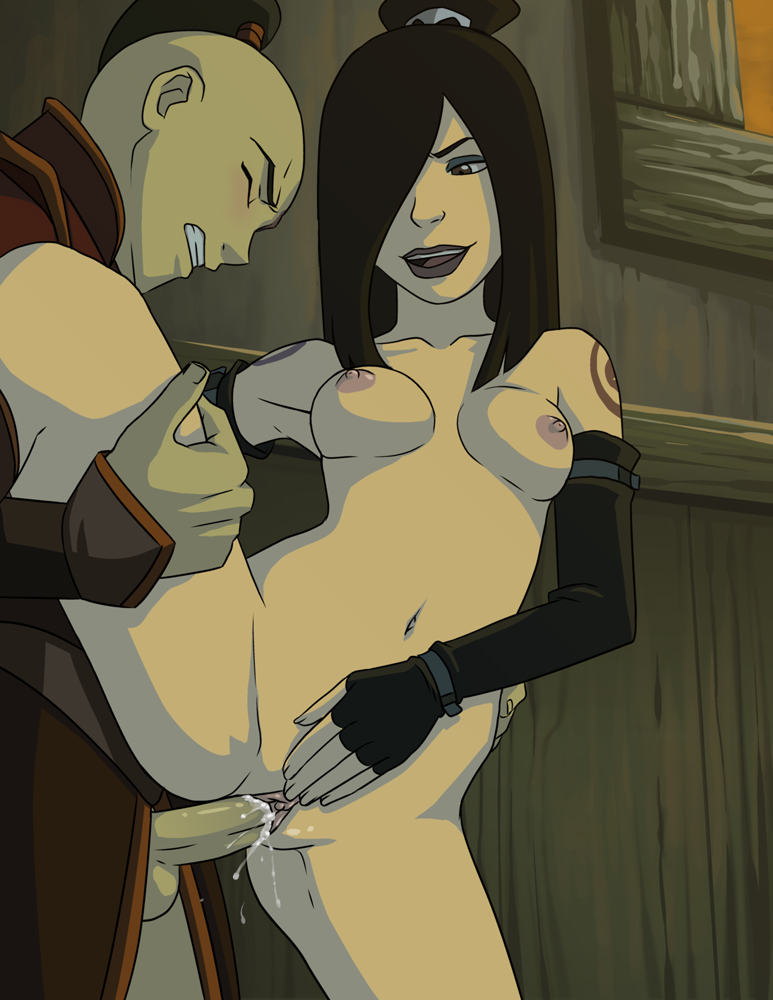 avatar last june airbender the League of legends ashe naked