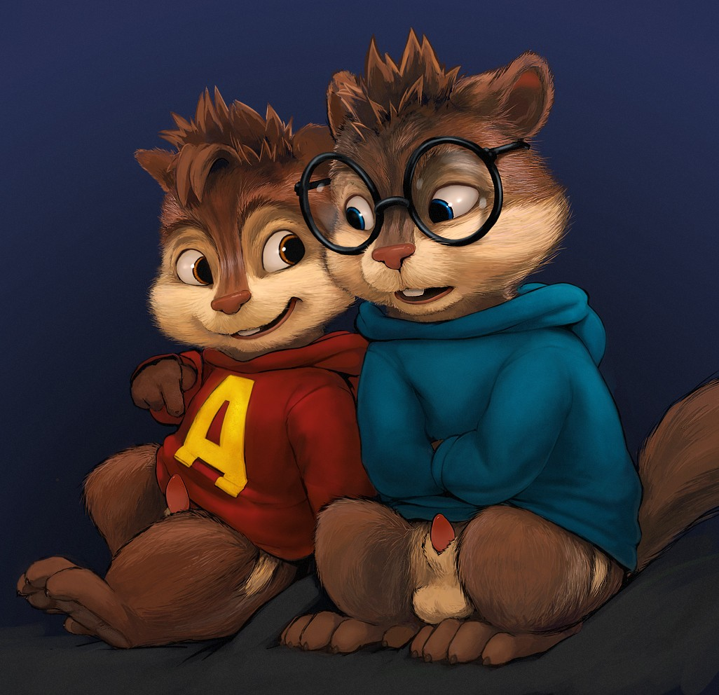 alvin chipmunks and the nude Superman and lois lane porn