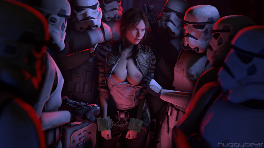 wars rogue xxx one star D frag takao and kenji