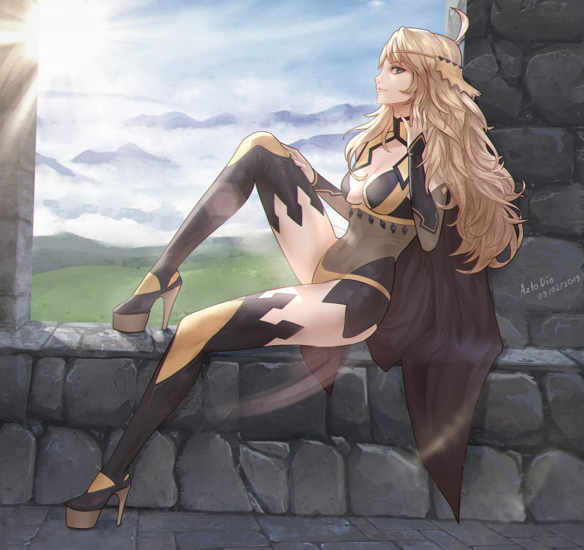 fire fates hentai nyx emblem Lucy in the sky runaways