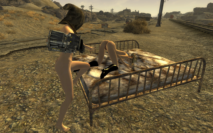 new how vegas to get fallout rex Hermione from harry potter nude