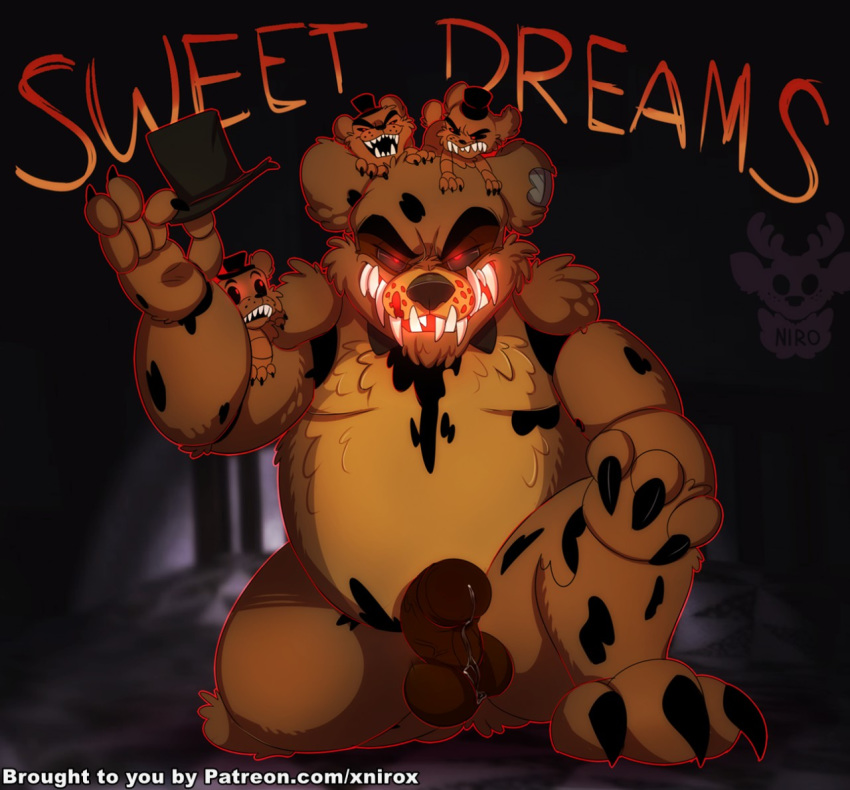 to fnaf draw how nightmare The last of us xxx
