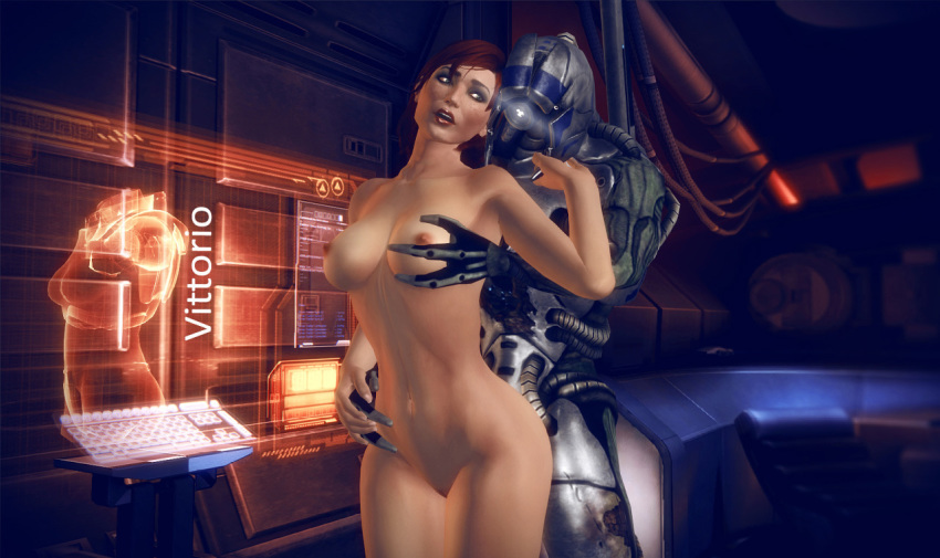 effect andromeda mass hentai peebee High tail hall red light district