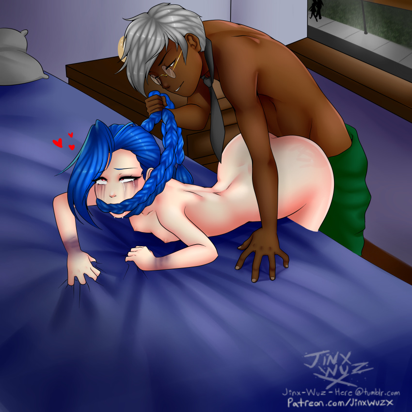 jinx legends league of hentai King of the hill porn pic
